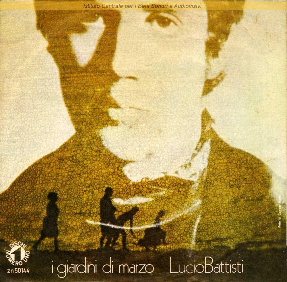Discografia nazionale della canzone italiana - I giardini di marzo ristorante roma ...