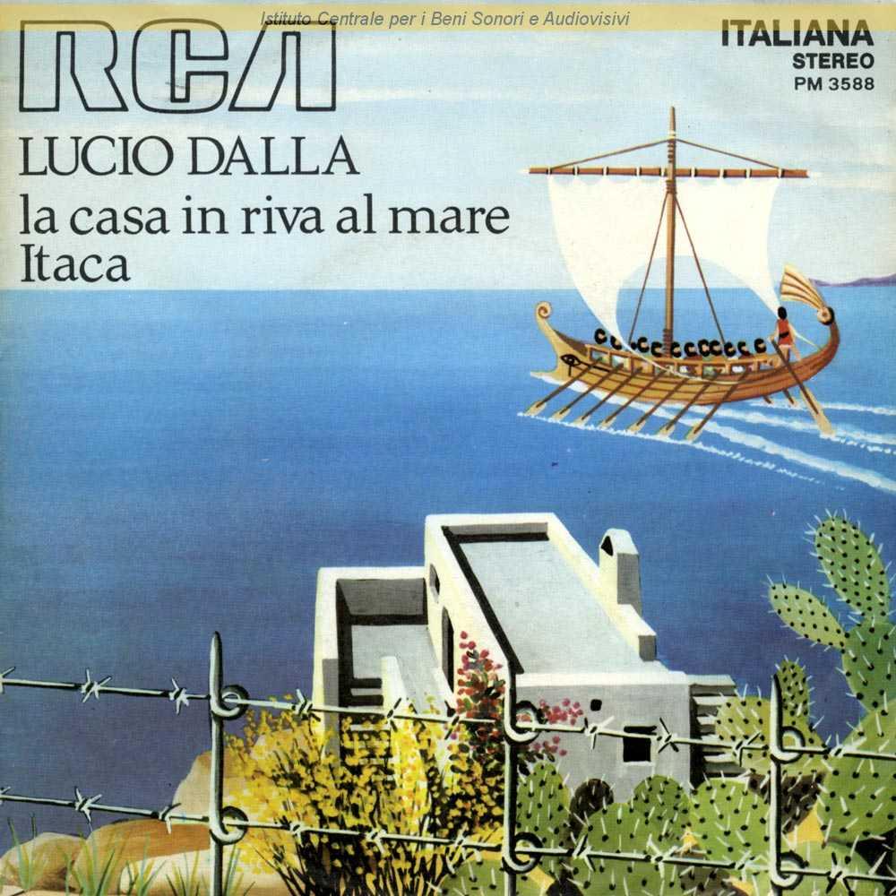Discografia nazionale della canzone italiana - La casa al mare ...