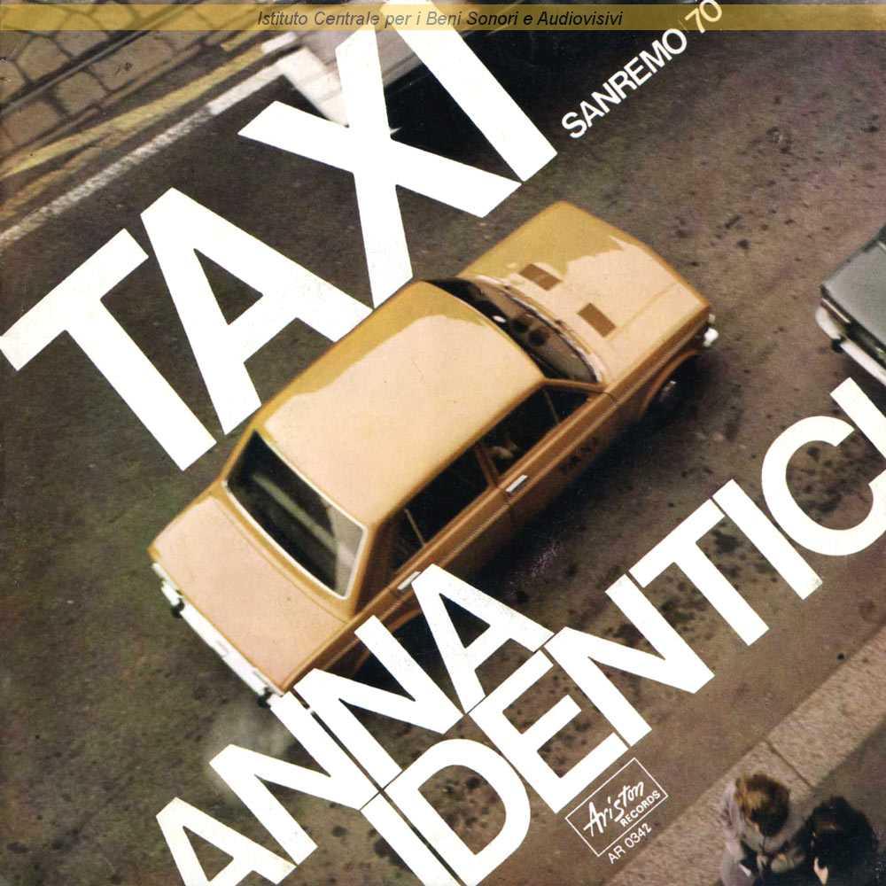 Anna Identici Taxi