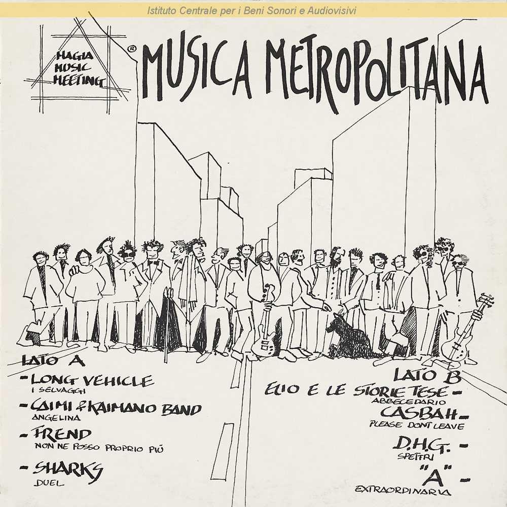 Discografia Nazionale della canzone italiana