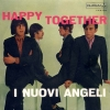 copertina di HAPPY TOGETHER/LONELY STREET