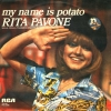 copertina di MY NAME IS POTATO/MA VOLENDO