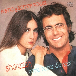 SHARAZAN/PRIMA NOTTE D'AMORE