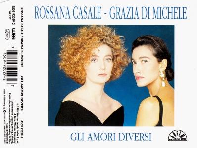 Discografia nazionale della canzone italiana - Amori diversi testo ...