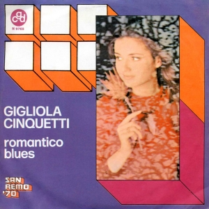 ROMANTICO BLUES/T'AMO LO STESSO