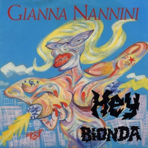 HEY BIONDA (Single version)/HEY BIONDA (Tarantella Mix)