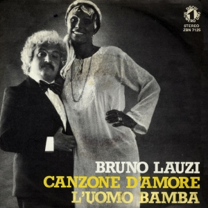 CANZONE D'AMORE/L'UOMO BAMBA
