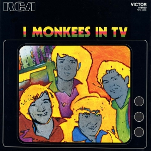 I MONKEES IN TV