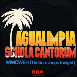 AGUALIMPIA/WIMOWEH (The lion sleeps tonight)