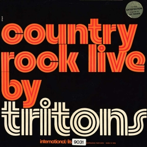 COUNTRY ROCK LIVE BY TRITONS